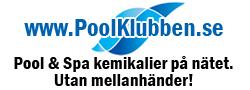 Ny poolbutik med allt f�r dig som har pool!